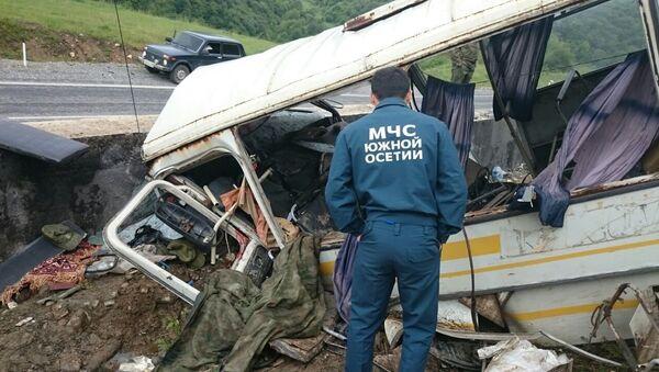Авария на трассе в Ленингор - Sputnik Беларусь