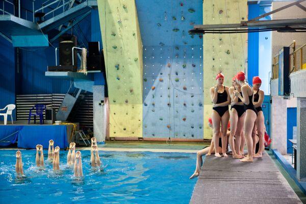 Школа олимпийского резерва - Sputnik Беларусь