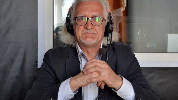 Генеральный директор Национального художественного музея Владимир Прокопцов - Sputnik Беларусь