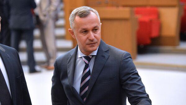 Первый вице-премьер Беларуси Василий Матюшевский. - Sputnik Беларусь