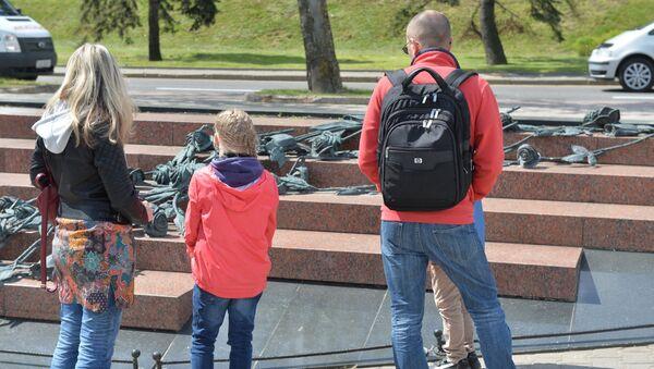 17-я годовщина трагедии на Немиге - Sputnik Беларусь