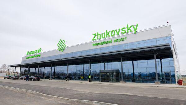 Міжнародны аэрапорт Жукоўскі ў Падмаскоўі - Sputnik Беларусь