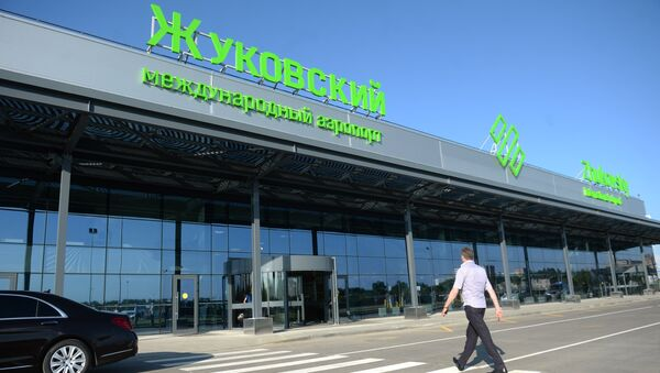 Международный аэропорт в Жуковском. - Sputnik Беларусь