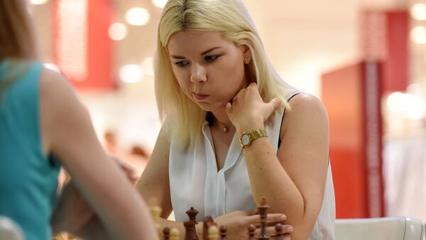 Турнір па шахматах у Гомелі - Sputnik Беларусь