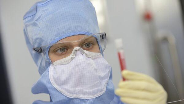 Производство вакцины - Sputnik Беларусь