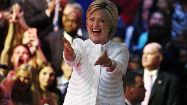 Бывший госсекретарь США Халлари Клинтон - Sputnik Беларусь