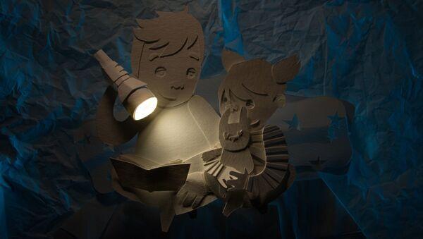 Кадр з мультфільма - Sputnik Беларусь