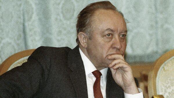 Вячаслаў Кебіч - Sputnik Беларусь