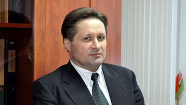 Первый заместитель председателя ОАО Беларусбанк Геннадий Господарик - Sputnik Беларусь