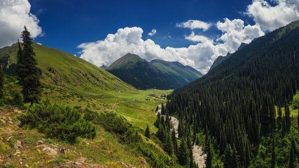 Турызм: Кыргызстан - Sputnik Беларусь