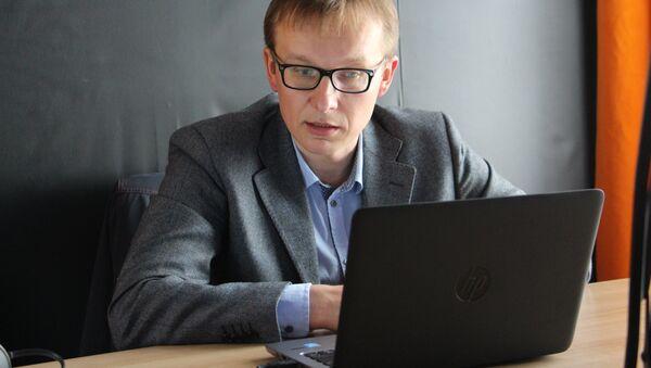Вячеслав Ярошевич на радио Sputnik Беларусь - Sputnik Беларусь