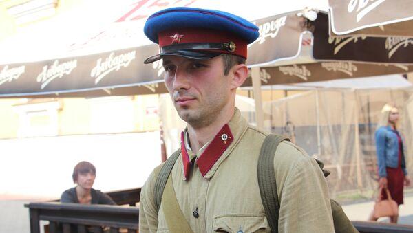 Рэканструктар з Санкт-Пецярбурга Раман Панаў - Sputnik Беларусь