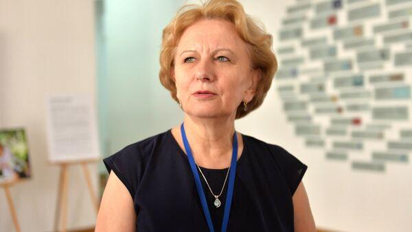 Малдаўскі палітык Зінаіда Грэчаная - Sputnik Беларусь