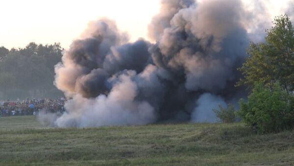 Крепость ведет бой: первые часы войны показали в Бресте - Sputnik Беларусь