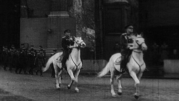 Спутник_Москва, Красная Площадь, 24 июня 1945 года. Парад Победы в архивных кадрах - Sputnik Беларусь