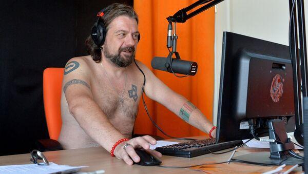 Ведущий Радио Sputnik Александр Кривошеев - Sputnik Беларусь