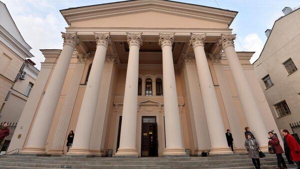 Театр имени Горького  - Sputnik Беларусь