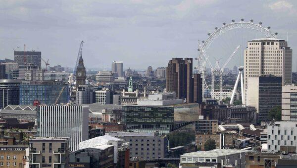 Столица Великобритании - Лондон - Sputnik Беларусь