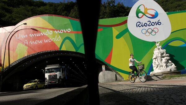 В Рио-де-Жанейро накануне Олимпиады - Sputnik Беларусь