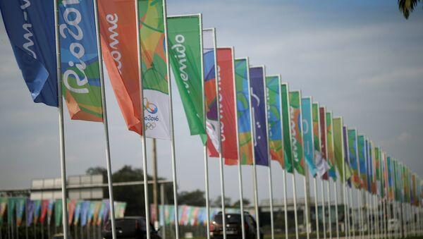 Рио-де-Жанейро накануне Олимпиады - Sputnik Беларусь
