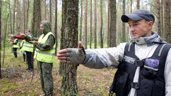 Поисковая операция поисково-спасательного отряда Ангел - Sputnik Беларусь