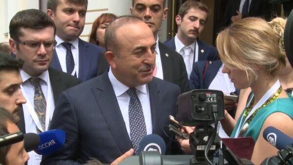 Спутник_Я вельмі рады- старшыня МЗС Турцыі пра нармалізацыю адносінаў з Расіяй - Sputnik Беларусь