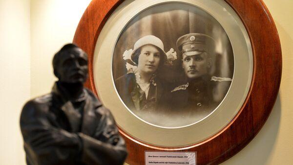 Вясельны здымак у музеі Янкі Купалы - Sputnik Беларусь