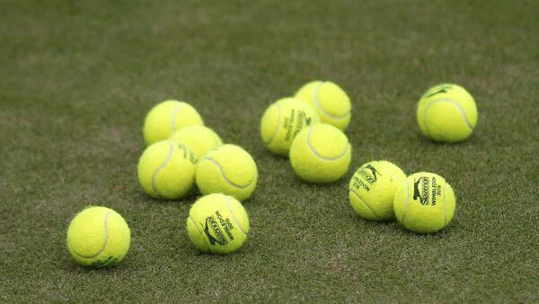 Теннисные мячи - Sputnik Беларусь
