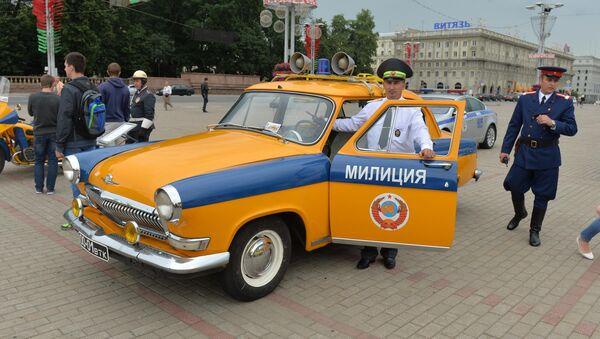 Праздник 80 лет ГАИ - Sputnik Беларусь