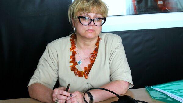 Мария Герменчук на радио Sputnik Беларусь - Sputnik Беларусь