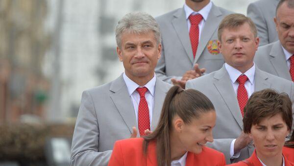 Тренер команды по баскетболу Анатолий Буяльский - Sputnik Беларусь