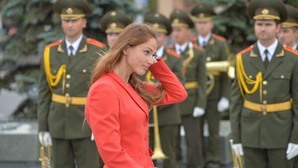 Аляксандра Герасіменя - Sputnik Беларусь