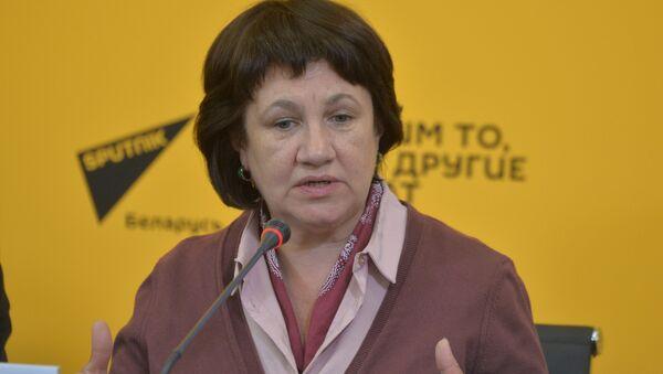 Марына Раманоўская - Sputnik Беларусь