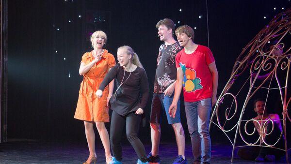 На рэпетыцыях - Sputnik Беларусь