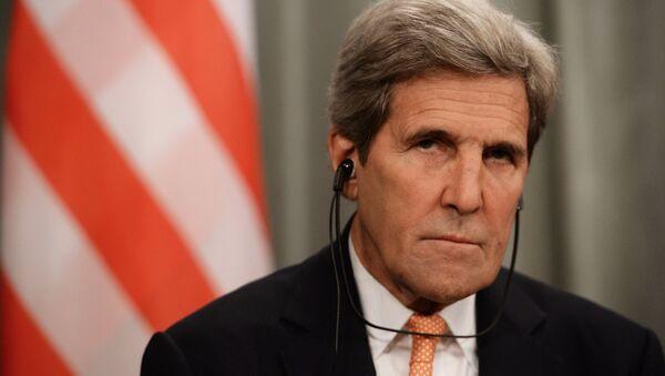 Государственный секретарь США Джон Керри - Sputnik Беларусь
