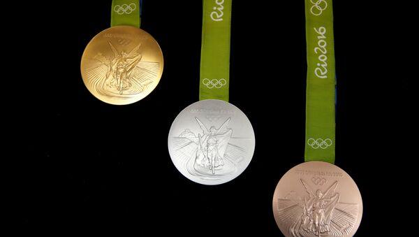 Олимпийские медали - Sputnik Беларусь