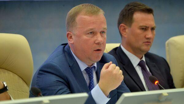 Министр спорта Беларуси Александр Шамко - Sputnik Беларусь