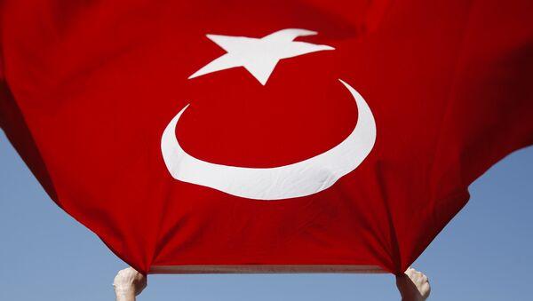 Флаг Турции - Sputnik Беларусь