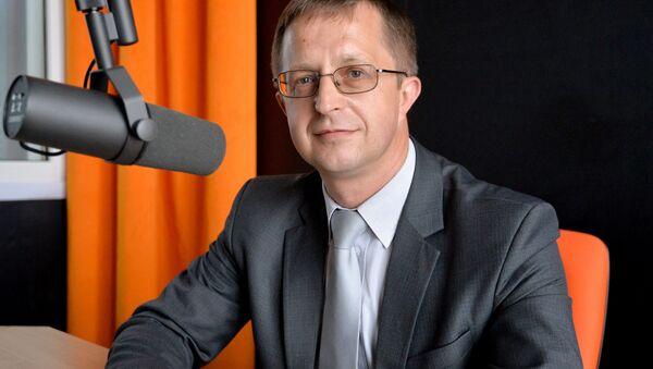 Владимир Нестерович на радио Sputnik Беларусь - Sputnik Беларусь