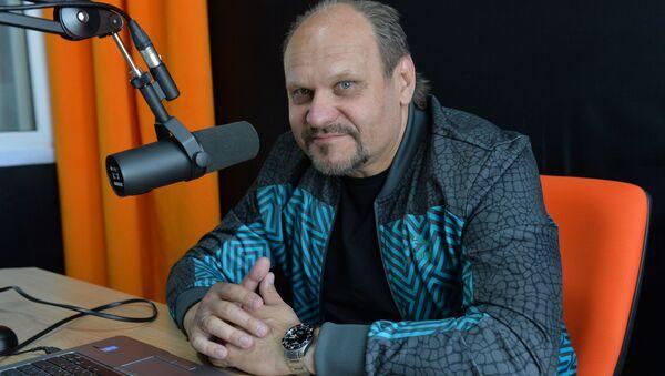 Вячеслав Шарапов на радио Sputnik Беларусь - Sputnik Беларусь
