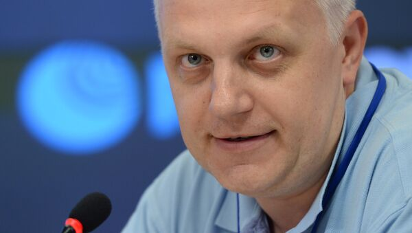 Журналист Павел Шеремет  - Sputnik Беларусь