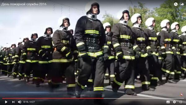 Парад пажарных - Sputnik Беларусь