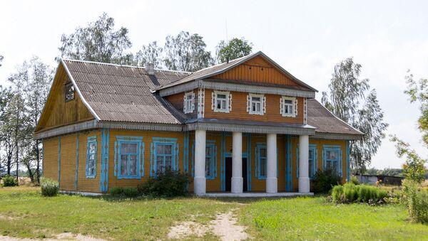 Дом травника в Ивановском районе Брестской области - Sputnik Беларусь
