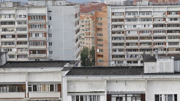Жилые дома - Sputnik Беларусь