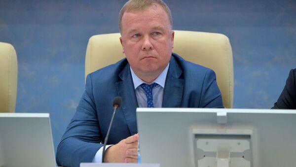 Министр спорта и туризма Беларуси Александр Шамко - Sputnik Беларусь