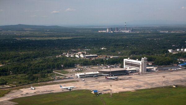 Хабараўск-Новы з борта самалёта - Sputnik Беларусь