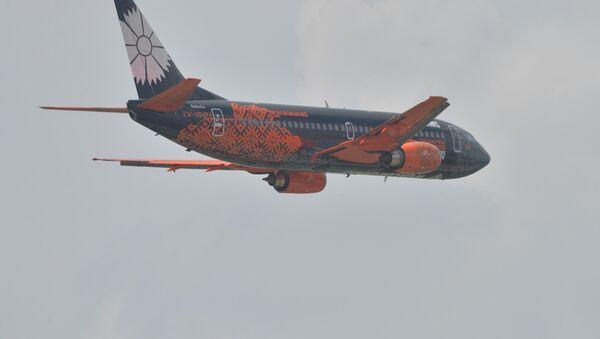 Самолет Белавиа - Sputnik Беларусь