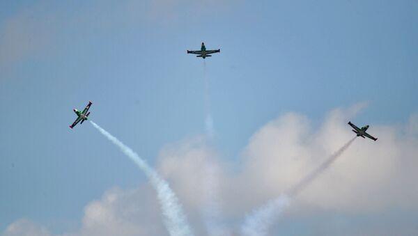 Самолеты Як-130, архивное фото - Sputnik Беларусь