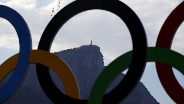 Рио-де-Жанейро готовится в Олимпиаде - Sputnik Беларусь