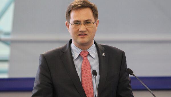 Вице-президент НОК Беларуси Максим Рыженков - Sputnik Беларусь